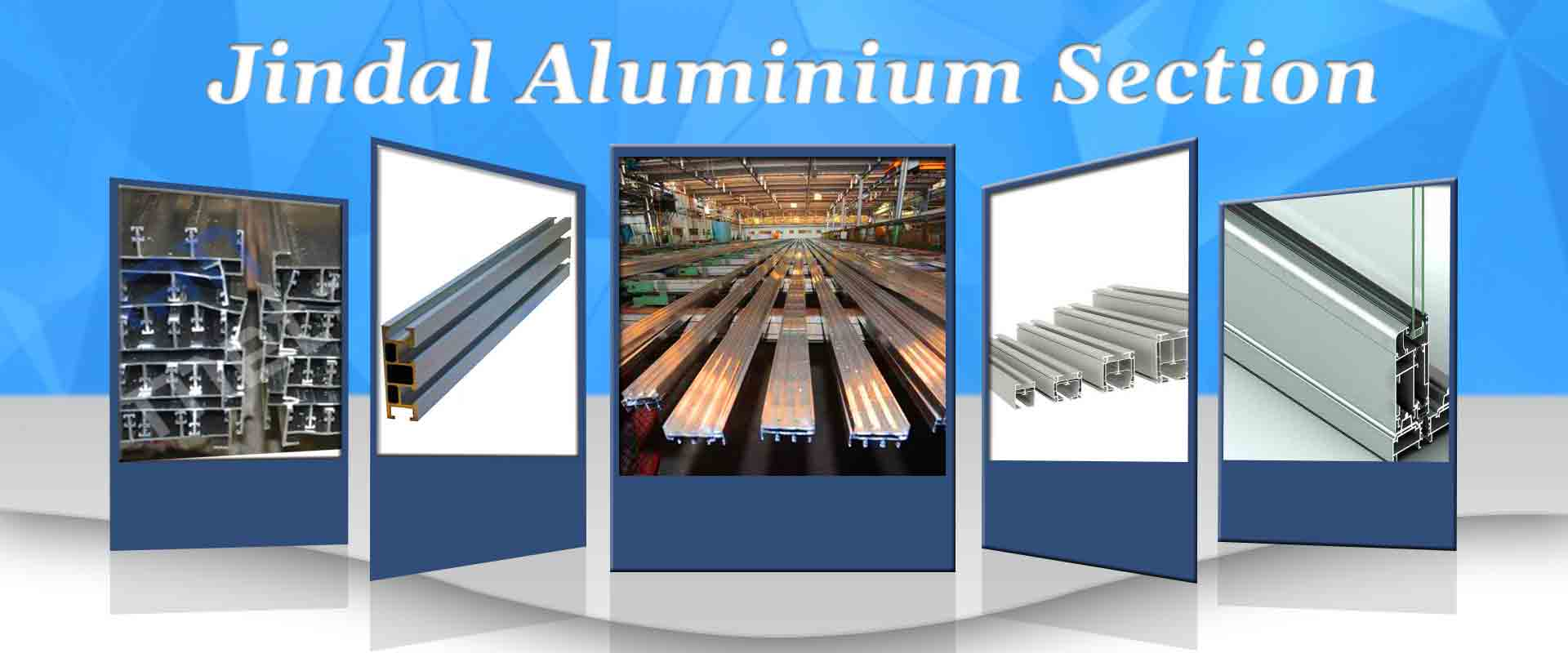 Jindal Aluminuim Section