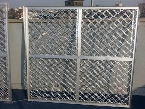 Improve Safety Measure Of Your Building With Aluminium Grill