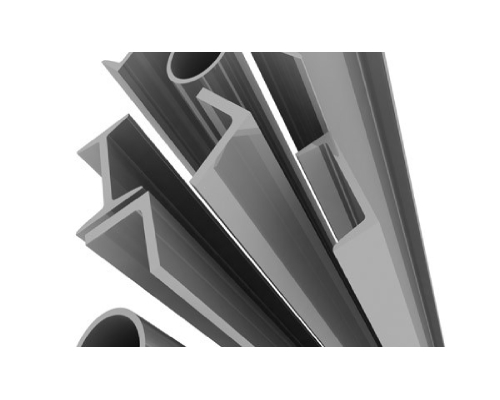 Aluminium Extrusion Profiles In Kevadia