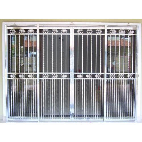 Aluminium Safety Grill Manufacturers