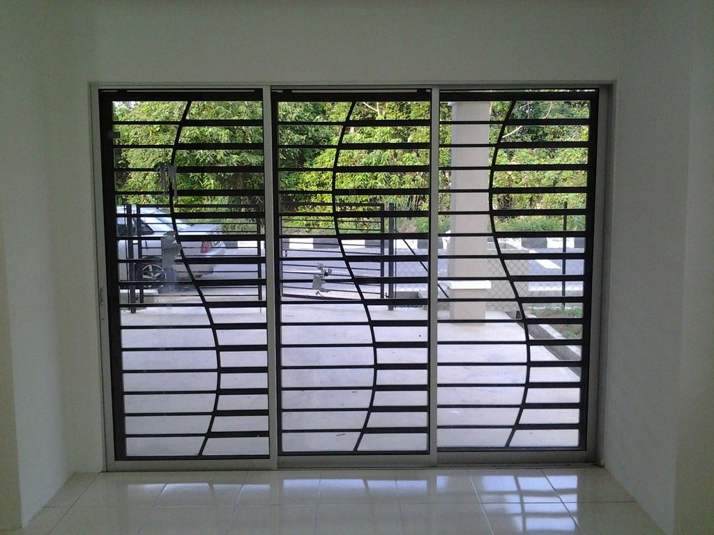 Aluminium Sliding Window Grill In Bhojpur