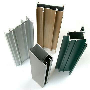 Color Anodized Aluminium Section Exporters