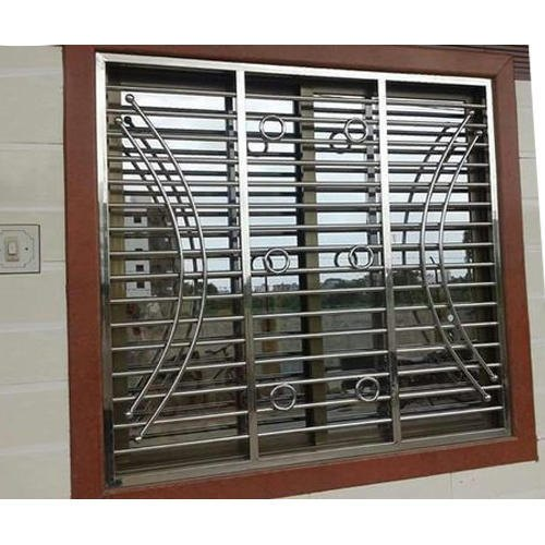 Safety Window Grill In Bhojpur
